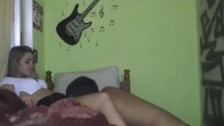 Ragazza diciottenne chiavata a pecorina sul webcam